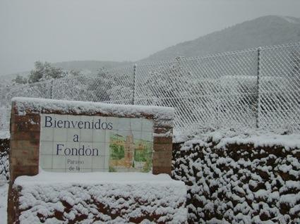 Municipio de Fondón